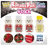 Nature Labs Nature Lovin Romance Pack 4 Pack 1.7Oz Each