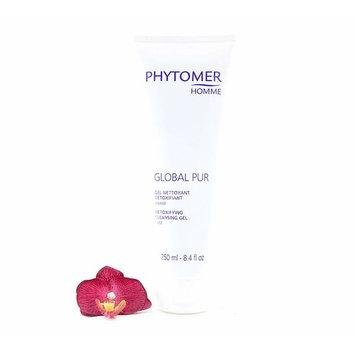 Phytomer Men Global Pur - Detoxifying Cleansing Gel 250ml/8.4fl.oz Salon Size