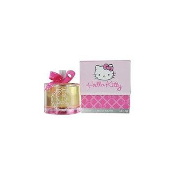 Sanrio Co. Hello Kitty Eau De Toilette Spray for Women, 3.3 Ounce