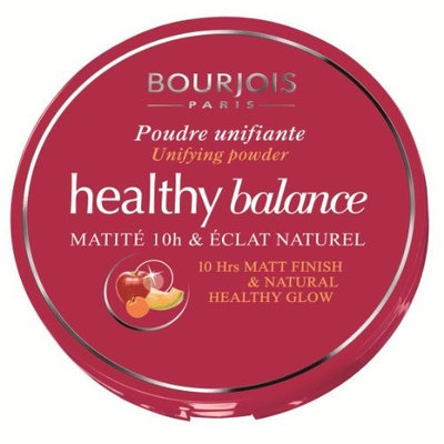 Bourjois Healthy Balance Unifying Compact Powder Compact, # 56 Hale Clair, 0.32 Ounce by Bourjois
