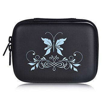 SHBC Essential Oil Case – storage carrying bag suitable for 5ml 10ml 15ml roller Bottles-portable Handle bag for travel and home-perfect for doTerra and Young Living Oil