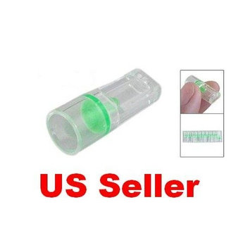 10 Pcs Green Clear Replaceable Tobacco Cigarette Holder Filter