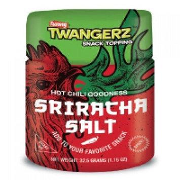 Twangerz Flavored Salt Snack Topping - Sriracha Salt (Individual Item)