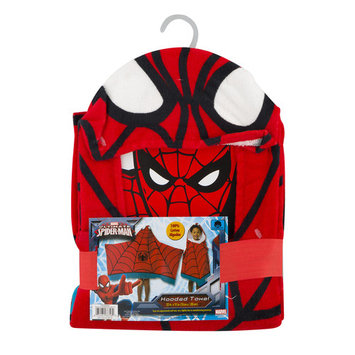 Marvel Ultimate Spiderman Hooded Towel, 1.0 CT