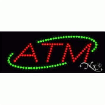 Arter Neon 22006 Aquarium - ATM, Red