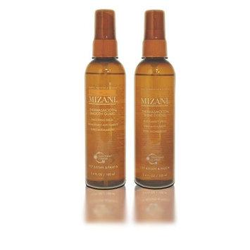 Mizani Thermasmooth Smooth Guard Smoothing Serum 3.4 oz & Mizani Thermasmooth Shine Extend Anti Humidity Spritz 3.4 oz Combo Set