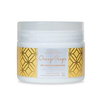 Natural Inspirations Eucalyptus Rosemary Mint Body Butter [Eucalyptus Rosemary Mint]