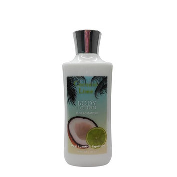 Vital Luxury Signature - Body Lotion - Coconut Lime [Coconut Lime]