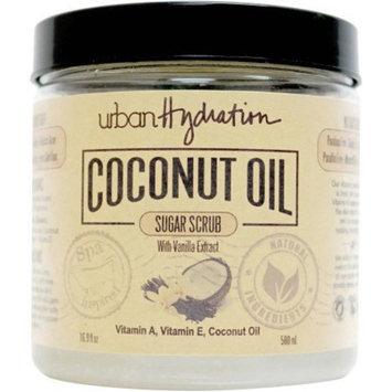 Urban Hydration Coconut Oil Sugar Scrub with Vanilla Extract 16.9 fl oz