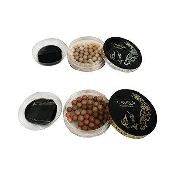 Cameo Color Beads, Set of 2 Piece