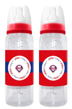 Cd Philadelphia Phillies Baby Bottles - 2 Pack-(Package of 2)