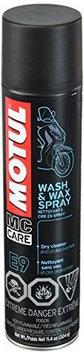 Motul Wash and Wax