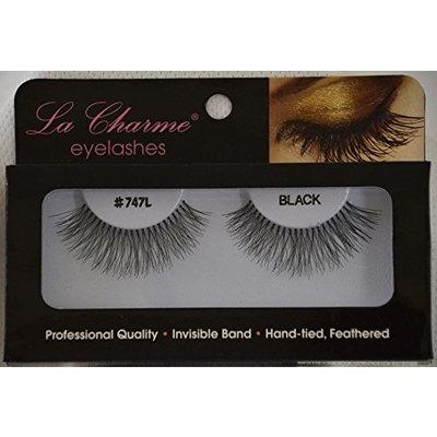 La Charme #747 Long False Eyelash (Pack Of 6)