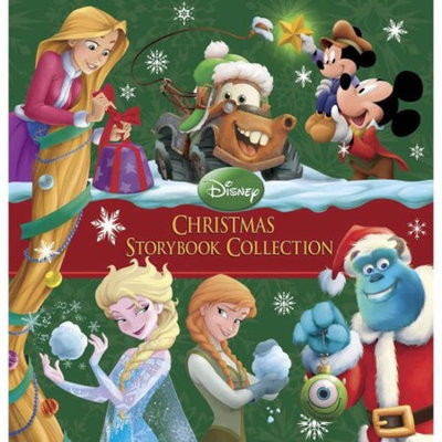 Disney Christmas Storytime Collection