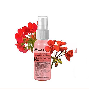 Plant Gift Advanced organic - Geraniums Hydrolal 100% pure, Comprehensive cleansing, suitable for all kinds of skin 50ml?1.7oz?