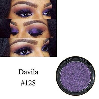 Clearance Glitter Shimmering Eyeshadow Keepfit Metallic Eye Cosmetic Eyeshadow Makeup for Women Girls