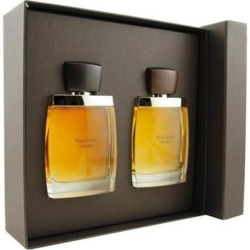 Vera Wang By Vera Wang For Men. Set-edt Spray 3.4 oz & Aftershave 3.4 oz