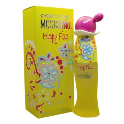 Moschino Hippy Fizz Eau De Toilette Spray, 1 Ounce
