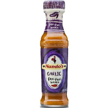 Nando's Garlic Peri Peri Sauce (125ml) - Pack of 2