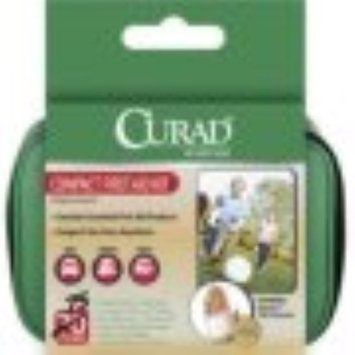Curad Compact First Aid Kit 1 Each (Pack of 6)