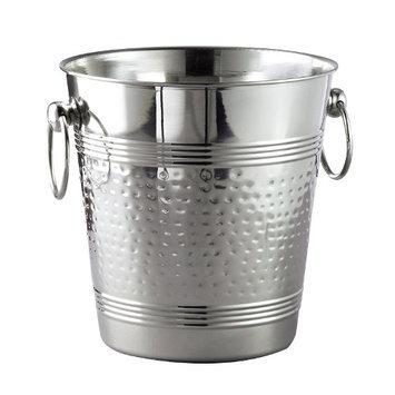 Elegance Hammered Wine Cooler, 7.5