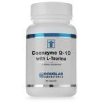 Coenzyme Q-10 25 mg with L-Taurine 60 Capsules