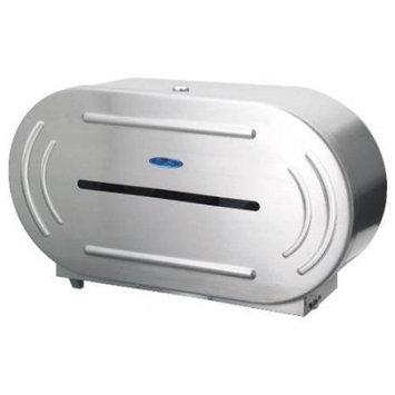 Twin Jumbo Toilet Tissue Dispenser