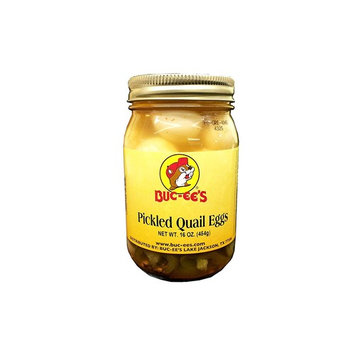 Buc-ees Pickled Quail Eggs 16oz