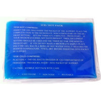 Ita-Med HCP-35 Hot-Cold Gel Insert Pack for Joint Support Bandage