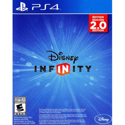 Desigual Disney Infinity 2.0 (PS4) - Pre-Owned