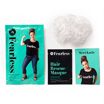 Beauty & Pin Ups Fearless Hair Rescue Masque Treatment Pouch