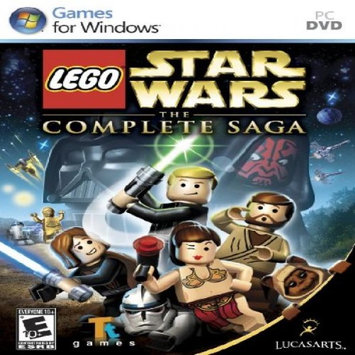 Lucasarts Entertainment Company Lego Star Wars: Complete Saga (PC Games)