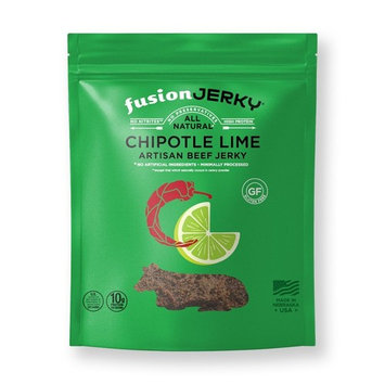 Fusion Jerky Chipotle Lime Beef Jerky [Fusion Jerky Chipotle Lime Beef Jerky]