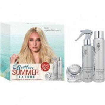Kenra Professional Platinum Effortless Summer Texture Trio-Dry Texture Spray, Texturizing Mist & Taffy