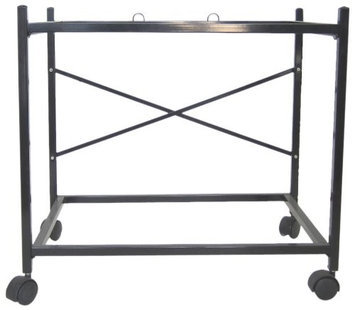 YML 4124BLK 2 Shelf Stand for 2424 and 2434 Black