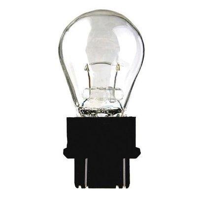 LUMAPRO 21U649 Miniature Lamp,3155,S8,12.8V,PK2
