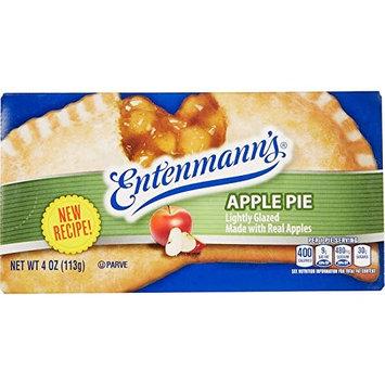Entenmann's Little Bites Muffins 20 Pouches/80 Muffins Bonus 1 Individual Entenmann's Apple Pie Limited Edition (Vanilla)