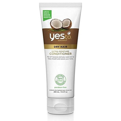 Yes To Coconut Ultra Moisture Conditioner 280ml (PACK OF 4)