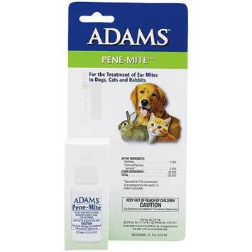 Farnam Pet Products Adams Pene Mite Pet Ear Mite Treatment .5 Oz