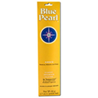 Blue Pearl Incense Amber 0.7 oz