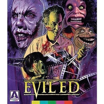 Arrow Video Evil Ed (Blu-Ray + DVD] Blu-ray