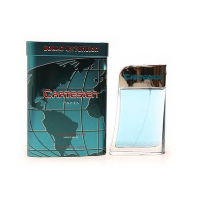 WORLD EXTENSION CARTESIEN by Viviane Vendelle 3.3 / 3.4 oz Cologne * New In Box