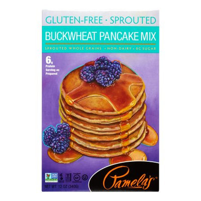 Pamela's Pancake Mix, Buckwheat, 12 Oz