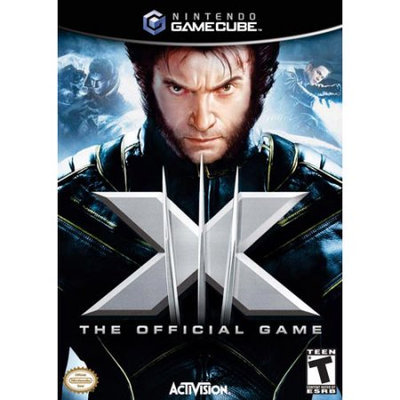 Activision X-MEN THE OFFICIAL GAME -GAMECUBE