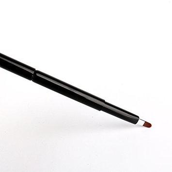 Folus Max Retractable Lip Brush Lipstick Portable Single Brushes Makeup