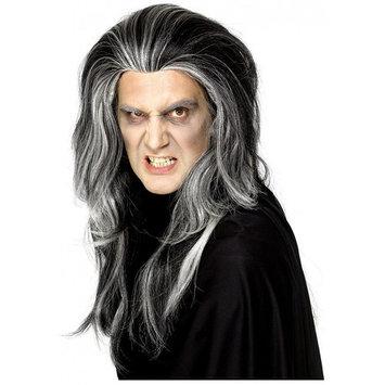 Gothic Vampire Wig Adult Costume Accessory