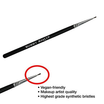 Mommy Makeup Pointed Eyeliner Brush