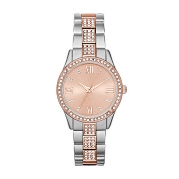 Ladies Touch of Rose Bracelet Watch