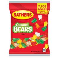 Ferrara Candy Company Sathers Gummy Bears Candy, 13.15 Ounce Bag