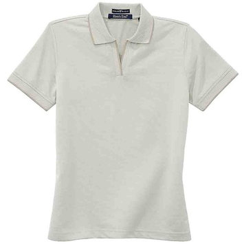 River's End Jacquard Polo